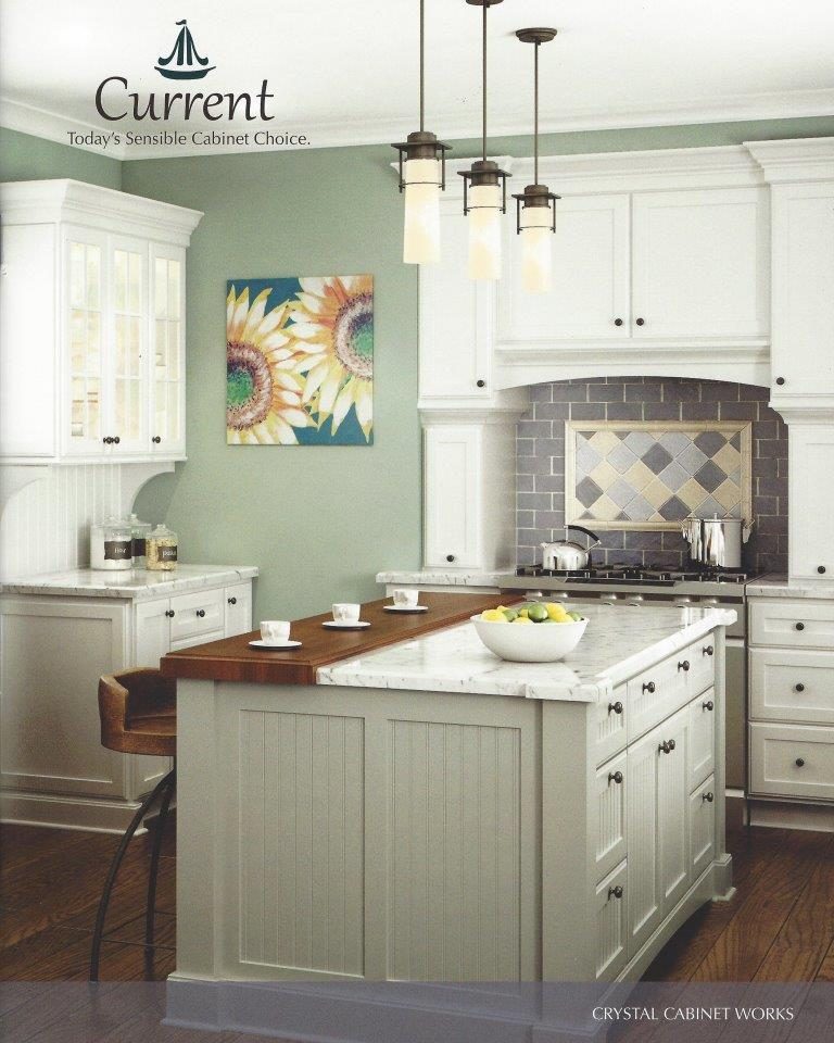 crystal cabinetry current style
